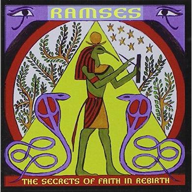 Ramses SECRETS OF FAITH IN REBIRTH CD