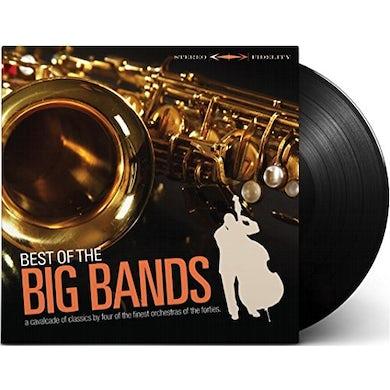 BEST OF THE BIG BANDS / VAR Vinyl Record
