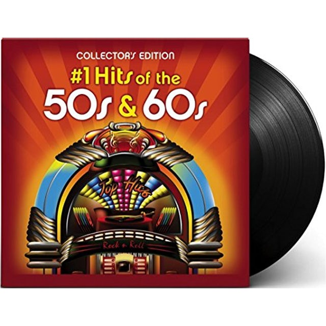#1 HITS OF THE 50S & 60S / VAR