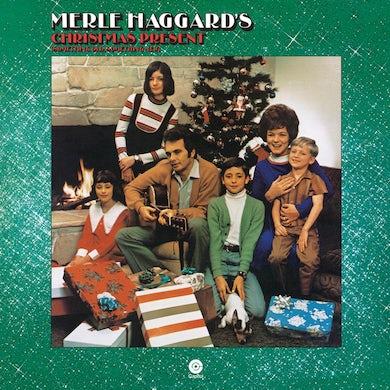 Merle Haggard 'S CHRISTMAS PRESENT Vinyl Record