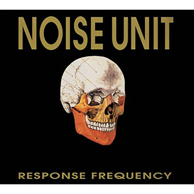 Noise Unit RESPONSE FREQUENCY CD