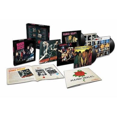 Hanoi Rocks STRANGE BOYS Vinyl Record Box Set