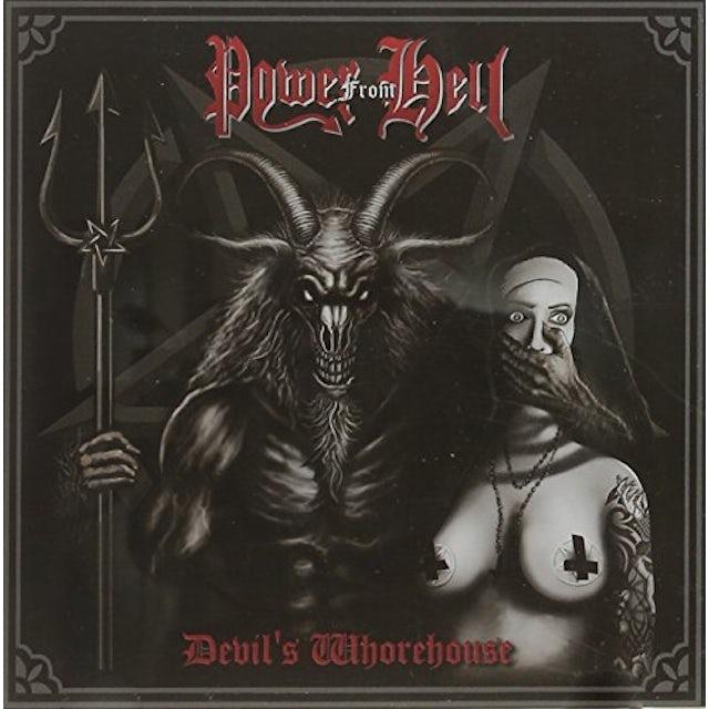 POWER FROM HELL DEVIL'S WHOREHOUSE CD