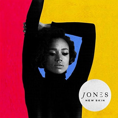 Jones NEW SKIN Vinyl Record