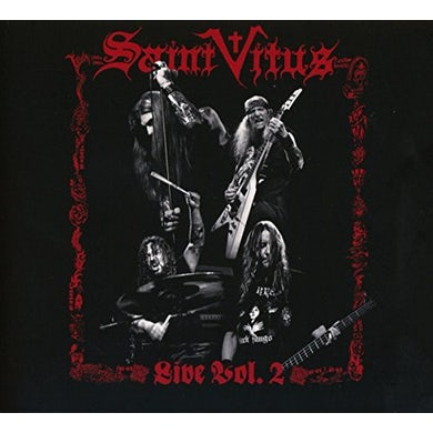 Saint Vitus LIVE 2 CD