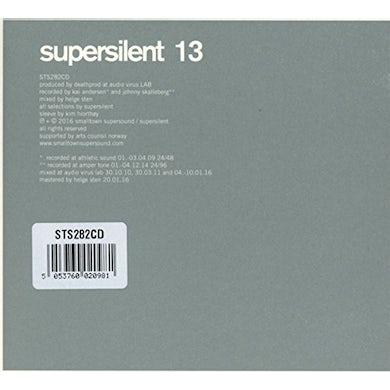 Supersilent 13 CD