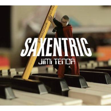 Jimi Tenor SAXENTRIC CD