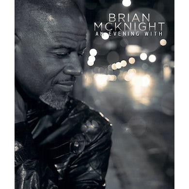 Brian Mcknight AN EVENING WITH Blu-ray