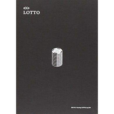 EXO LOTTO (CHINESE VERSION) CD