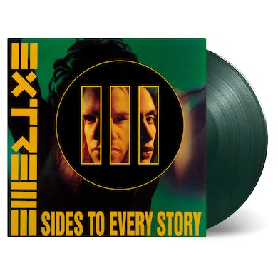 Extreme III SIDES TO EVERY STORY Vinyl Record