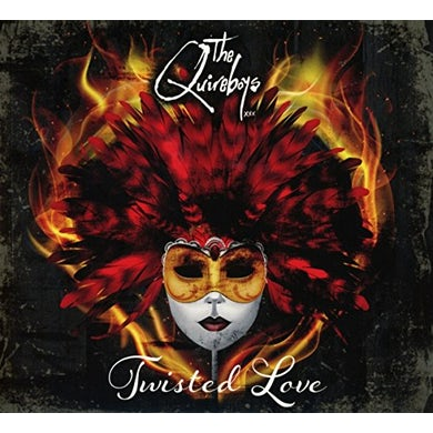 Quireboys TWISTED LOVE CD