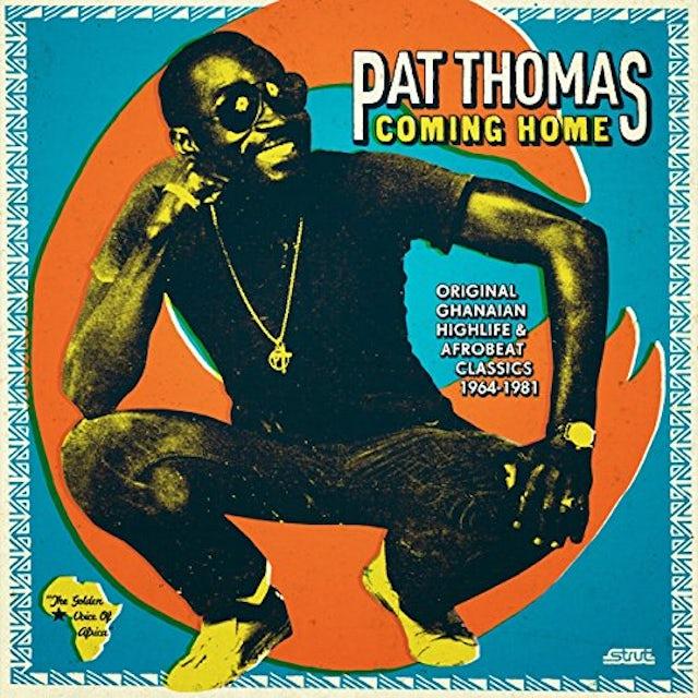 Pat Thomas COMING HOME CD