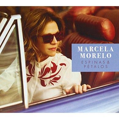 Marcela Morelo ESPINAS & PETALOS CD