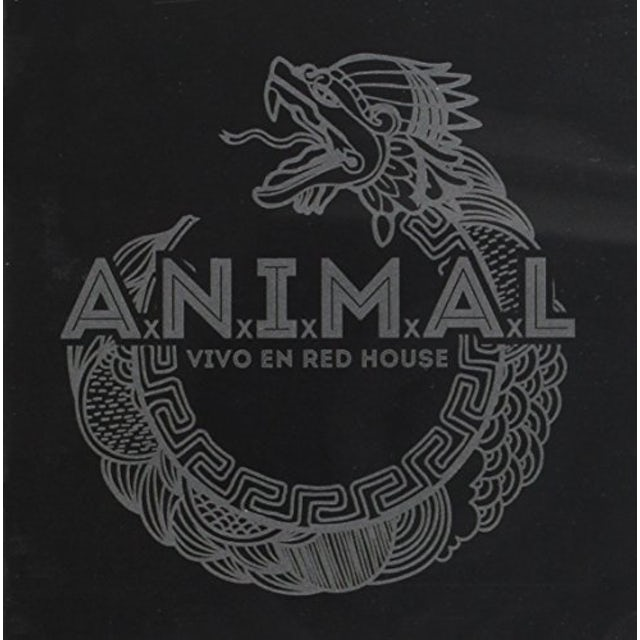 A.N.I.M.A.L. VIVO EN RED HOUSE CD