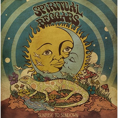 Spiritual Beggars SUNRISE TO SUNDOWN Vinyl Record