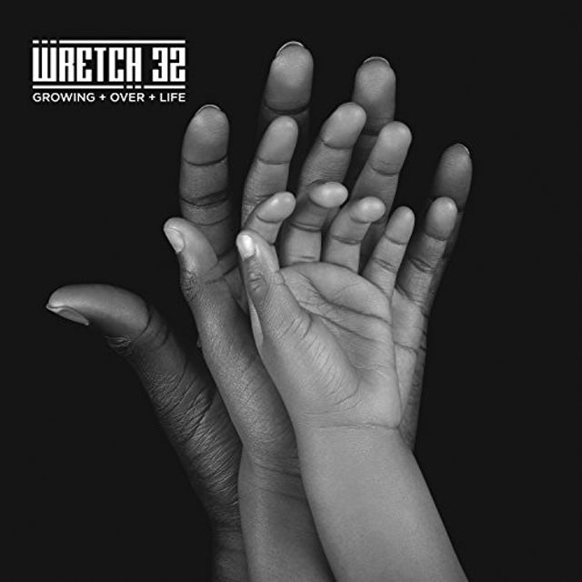 Wretch 32 GROWING OVER LIFE CD