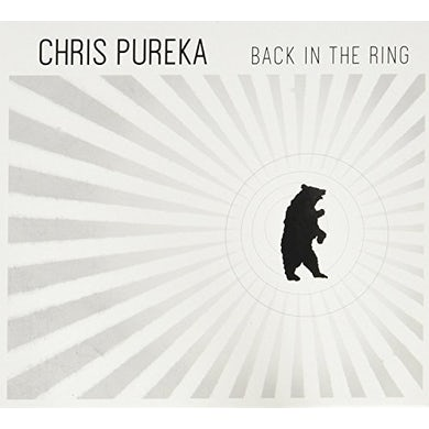 Chris Pureka BACK IN THE RING CD