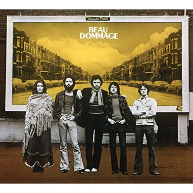 BEAU DOMMAGE (1974) CD