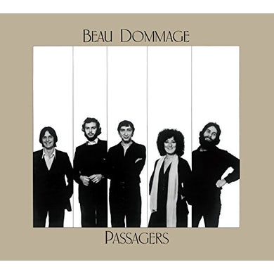 BEAU DOMMAGE PASSAGERS (1977) CD