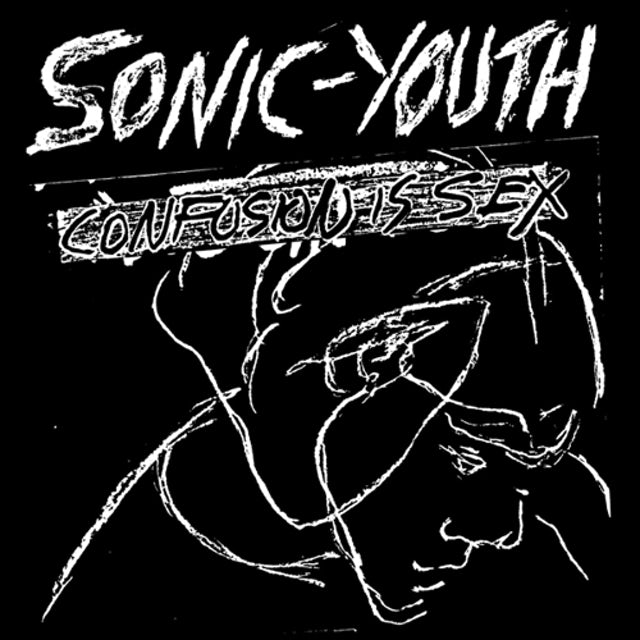 Sonic Youth CONFUSION IS SEX CD