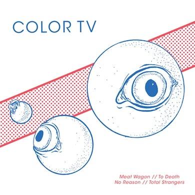 COLOR TV Vinyl Record