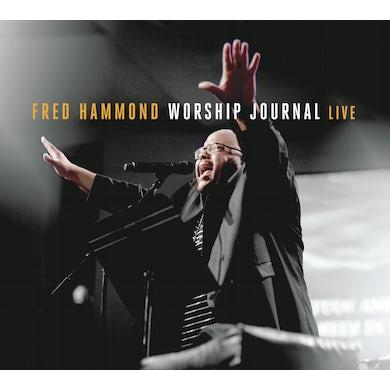Fred Hammond WORSHIP JOURNAL (LIVE) CD
