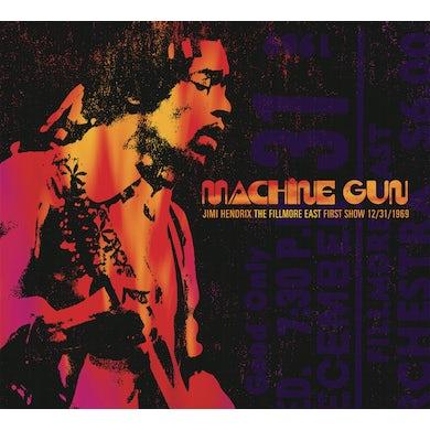 MACHINE GUN JIMI HENDRIX THE FILLMORE EAST FIRST CD