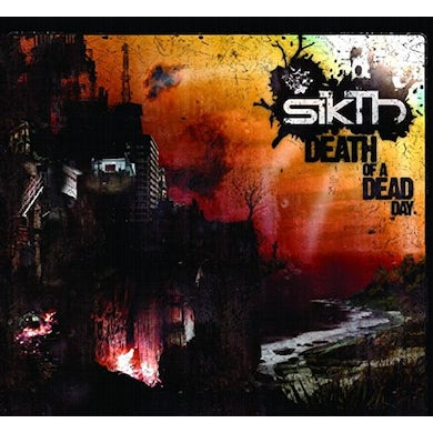SikTh DEATH OF A DEAD DAY Vinyl Record