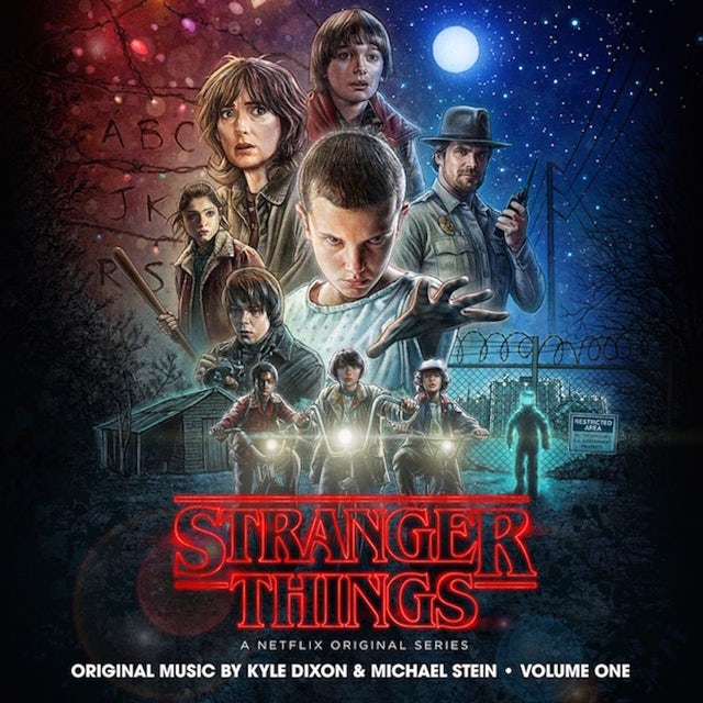 Kyle Dixon / Michael Stein STRANGER THINGS 1 CD