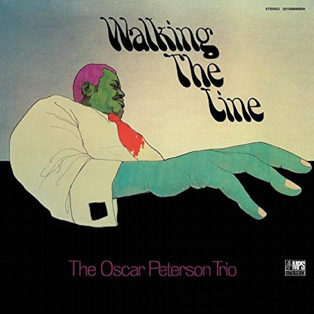 Oscar (Trio) Peterson WALKING THE LINE Vinyl Record