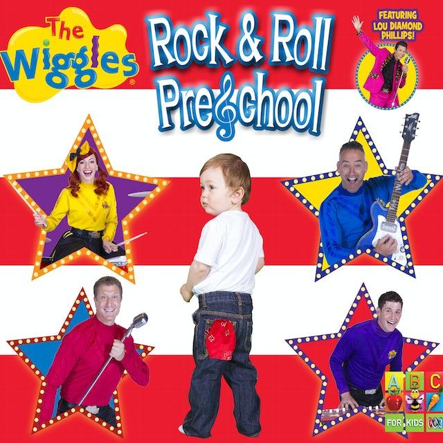 Wiggles ROCK & ROLL PRESCHOOL CD