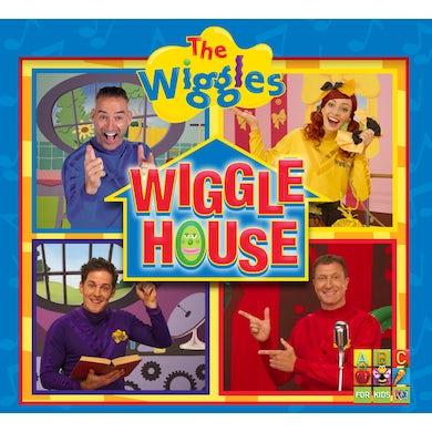 Wiggles WIGGLE HOUSE! CD