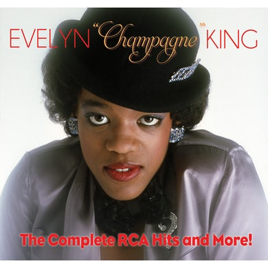 Evelyn Champagne King COMPLETE RCA HITS & MORE CD