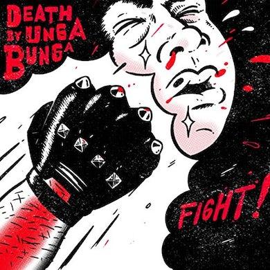 Death By Unga Bunga FIGHT Vinyl Record