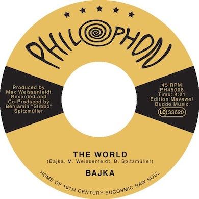 Bajka WORLD / INVISIBLE JOY Vinyl Record