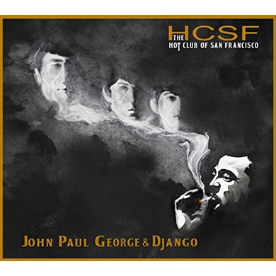 JOHN, PAUL, GEORGE & DJANGO CD
