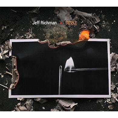 Jeff Richman SIZZLE CD