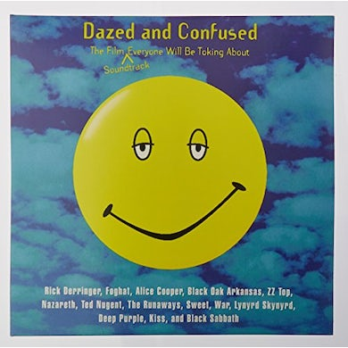 Dazed And Confused Vinyl Record