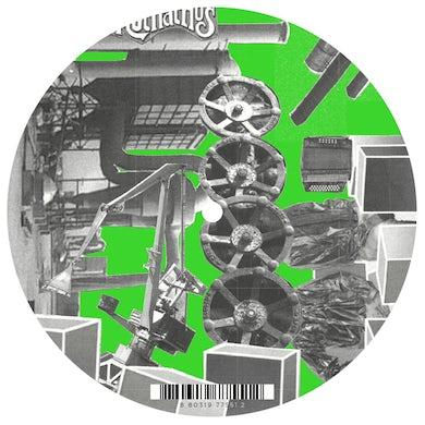 Sano LOS MUCHACHOS Vinyl Record