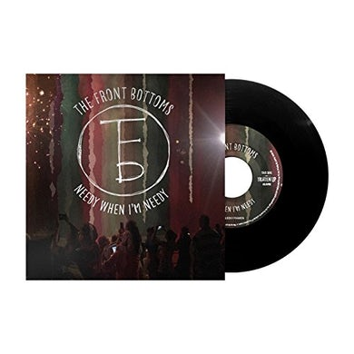 The Front Bottoms NEEDED WHEN I'M NEEDED Vinyl Record