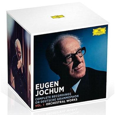 Eugen Jochum JOCHUM - COMPLETE RECORDINGS ON DG VOL 1 CD