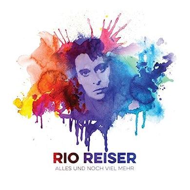 Rio Reiser ALLES UND NOCH VIEL MEHR-DAS BESTE Vinyl Record