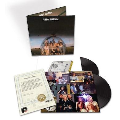 Abba ARRIVAL (HALF-SPEED MASTER) Vinyl Record