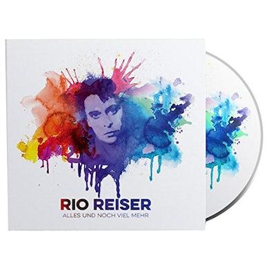 Rio Reiser ALLES UND NOCH VIEL MEHR-DAS BESTE CD