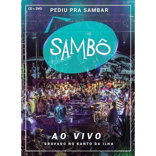 PEDIU PRA SAMBAR: SAMBO AO VIVO CD