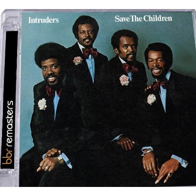 Intruders SAVE THE CHILDREN: EXPANDED EDITION CD