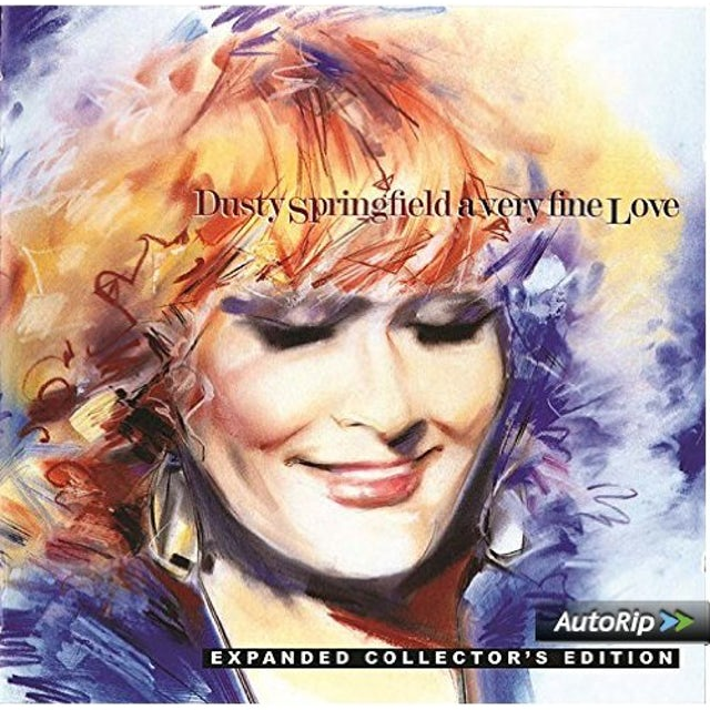 Dusty Springfield VERY FINE LOVE: EXPANDED COLLECTOR'S EDITION CD