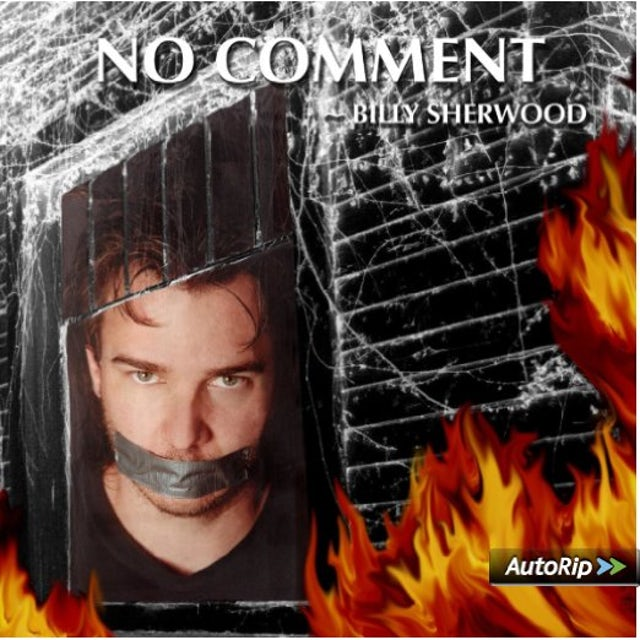 Billy Sherwood NO COMMENT CD