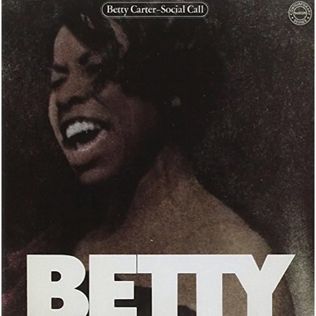 Betty Carter SOCIAL CALL CD