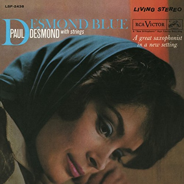 Paul Desmond DESMOND BLUE CD